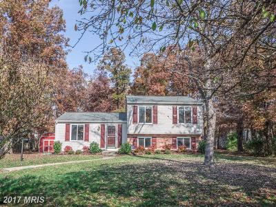 Gaithersburg Single Family Home For Sale: 9 Mineral Springs Court