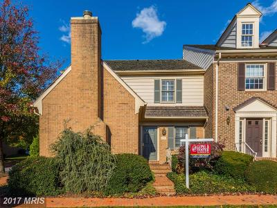 Rockville Condo For Sale: 5731 Brewer House Circle