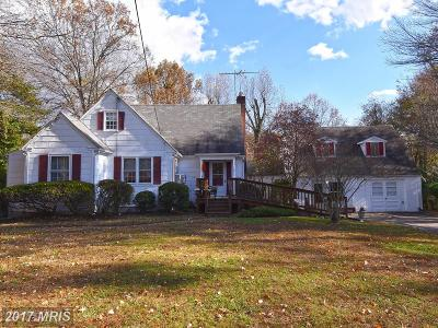 Silver Spring Single Family Home For Sale: 12813 Meadowood Drive