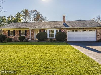Gaithersburg Single Family Home For Sale: 8620 Hawkins Creamery Road