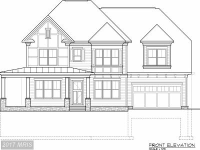 Bethesda Single Family Home For Sale: 7703 Granada Drive