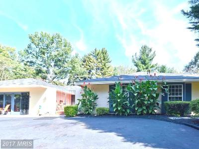 Silver Spring Single Family Home For Sale: 13811 Blair Stone Lane