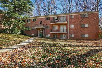 Bethesda MD Condo For Sale: $320,000