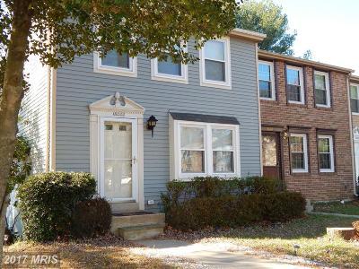 Washington, Montgomery, Fairfax Rental For Rent: 18000 Wagonwheel Court