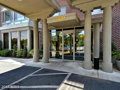 Silver Spring Condo For Sale: 3100 Leisure World Boulevard N #501