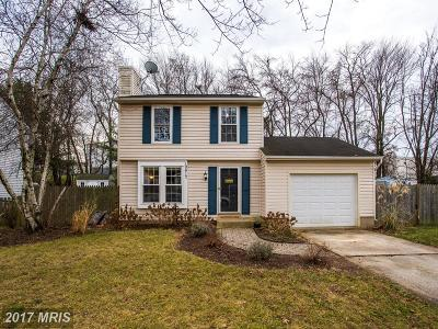 Gaithersburg Single Family Home For Sale: 19417 Kildonan Drive