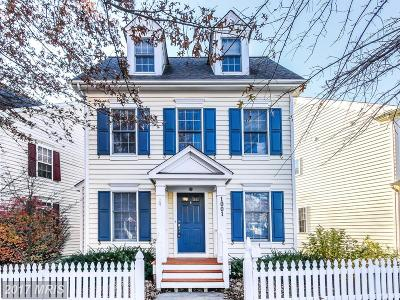 Gaithersburg Single Family Home For Sale: 1001 Main Street