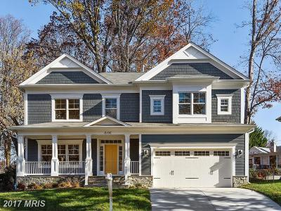 Bethesda MD Single Family Home For Sale: $1,499,000