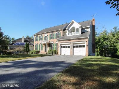 Bethesda MD Single Family Home For Sale: $1,250,000