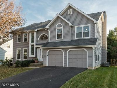 Gaithersburg Single Family Home For Sale: 10812 Outpost Drive