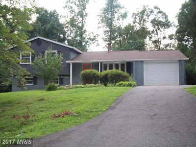 Rockville Single Family Home For Sale: 17712 Caddy Drive
