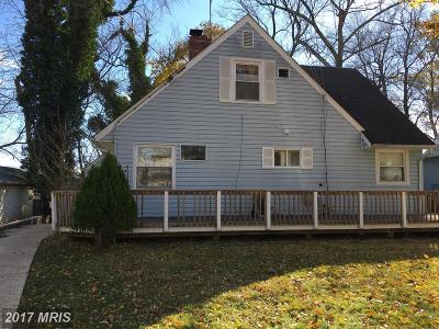 Rockville Single Family Home For Sale: 5910 Lemay Road