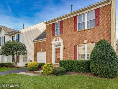 Gaithersburg Single Family Home For Sale: 210 Church Gate Lane