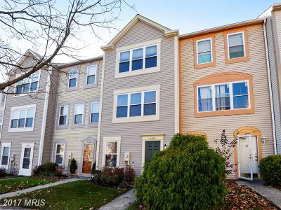 Montgomery Townhouse For Sale: 4206 Cloudberry Court