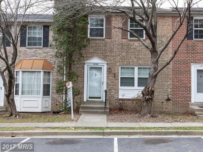 Gaithersburg Townhouse For Sale: 1042 Travis Lane