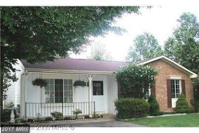 Gaithersburg Single Family Home For Sale: 18701 Blue Violet Lane