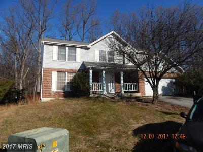 Burtonsville MD Single Family Home For Sale: $409,999