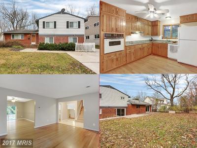 Bethesda Single Family Home For Sale: 6212 Rockhurst Road