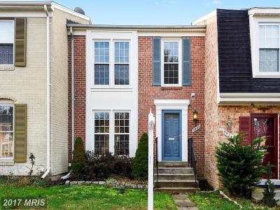 Montgomery Village MD Townhouse For Sale: $295,000