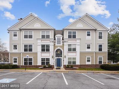 Gaithersburg Condo For Sale: 122 Kendrick Place #22