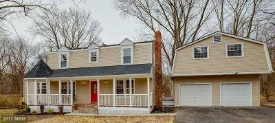 Silver Spring MD Single Family Home For Sale: $525,000