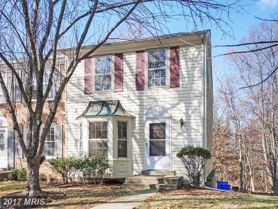 Rockville MD Townhouse For Sale: $499,000