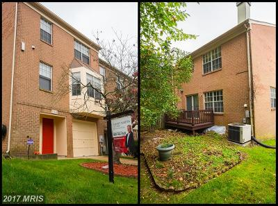 Silver Spring MD Townhouse For Sale: $349,900