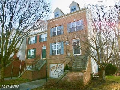 Germantown MD Townhouse For Sale: $349,900