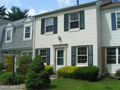 Montgomery Townhouse For Sale: 3 Cornerwood Court