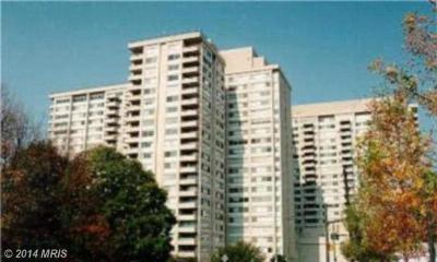 Condo/Townhouse Sold: 5500 Friendship Boulevard #2403N