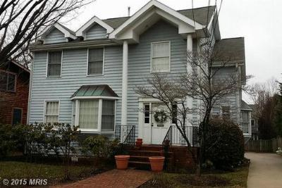 Chevy Chase MD Single Family Home Sold: $1,300,000