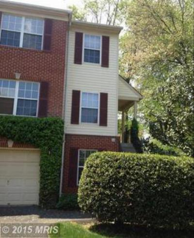 Silver Spring MD Townhouse Sold: $450,000