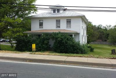Silver Spring Single Family Home For Sale: 15383 New Hampshire Avenue