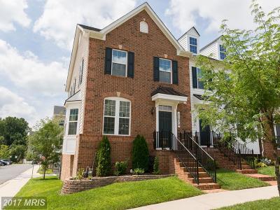 Clarksburg Townhouse For Sale: 11678 Emerald Green Drive