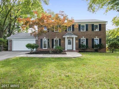 Rockville MD Single Family Home For Sale: $699,990