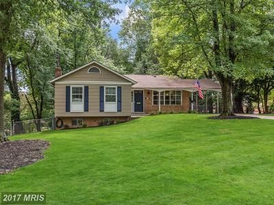 Silver Spring Single Family Home For Sale: 900 W. Nolcrest Drive