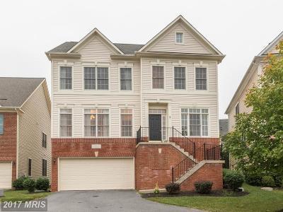 Clarksburg Single Family Home For Sale: 9 Catawba Manor Court