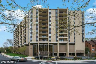 Chevy Chase Condo For Sale: 4242 East West Highway #610