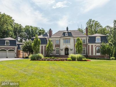 Potomac Single Family Home For Sale: 9004 Congressional Court