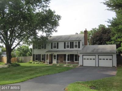 Poolesville Single Family Home For Sale: 19804 Bodmer Avenue