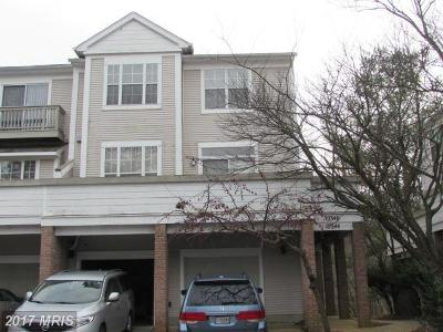 Montgomery Village MD Single Family Home For Sale: $215,000
