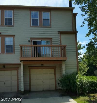 Burtonsville Townhouse For Sale: 3605 Valiant Way #7-75