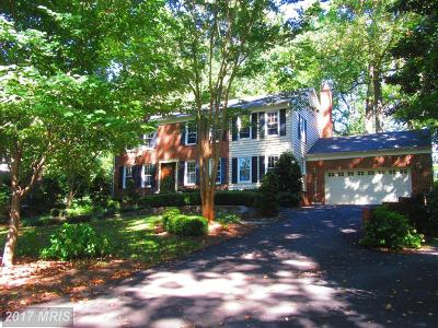 Rockville Single Family Home For Sale: 14721 Carrolton Road