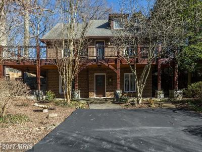 Bethesda Single Family Home For Sale: 8510 Whittier Boulevard