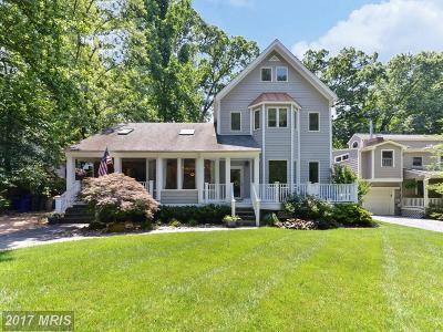 Bethesda Single Family Home For Sale: 5321 Tuscarawas Road