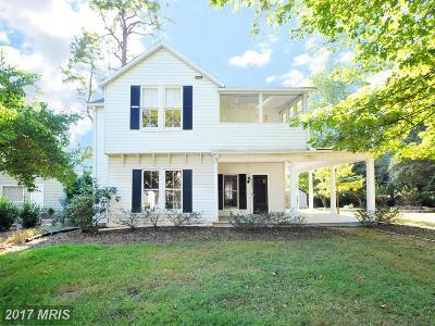Washington Grove Single Family Home For Sale: 117 Grove Avenue