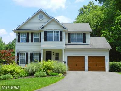 Poolesville Single Family Home For Sale: 14929 Mount Nebo Road