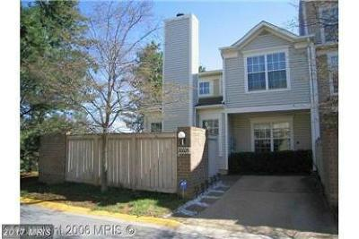 Gaithersburg Townhouse For Sale: 20005 Wolfdale Court