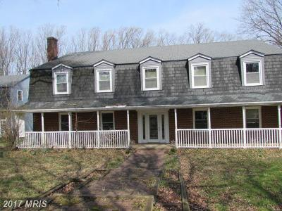 Silver Spring Single Family Home For Sale: 321 Duxbury Road