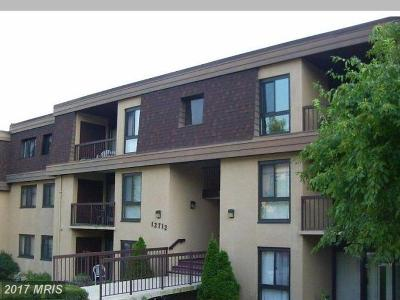 Rockville Condo For Sale: 12712 Veirs Mill Road #83-2
